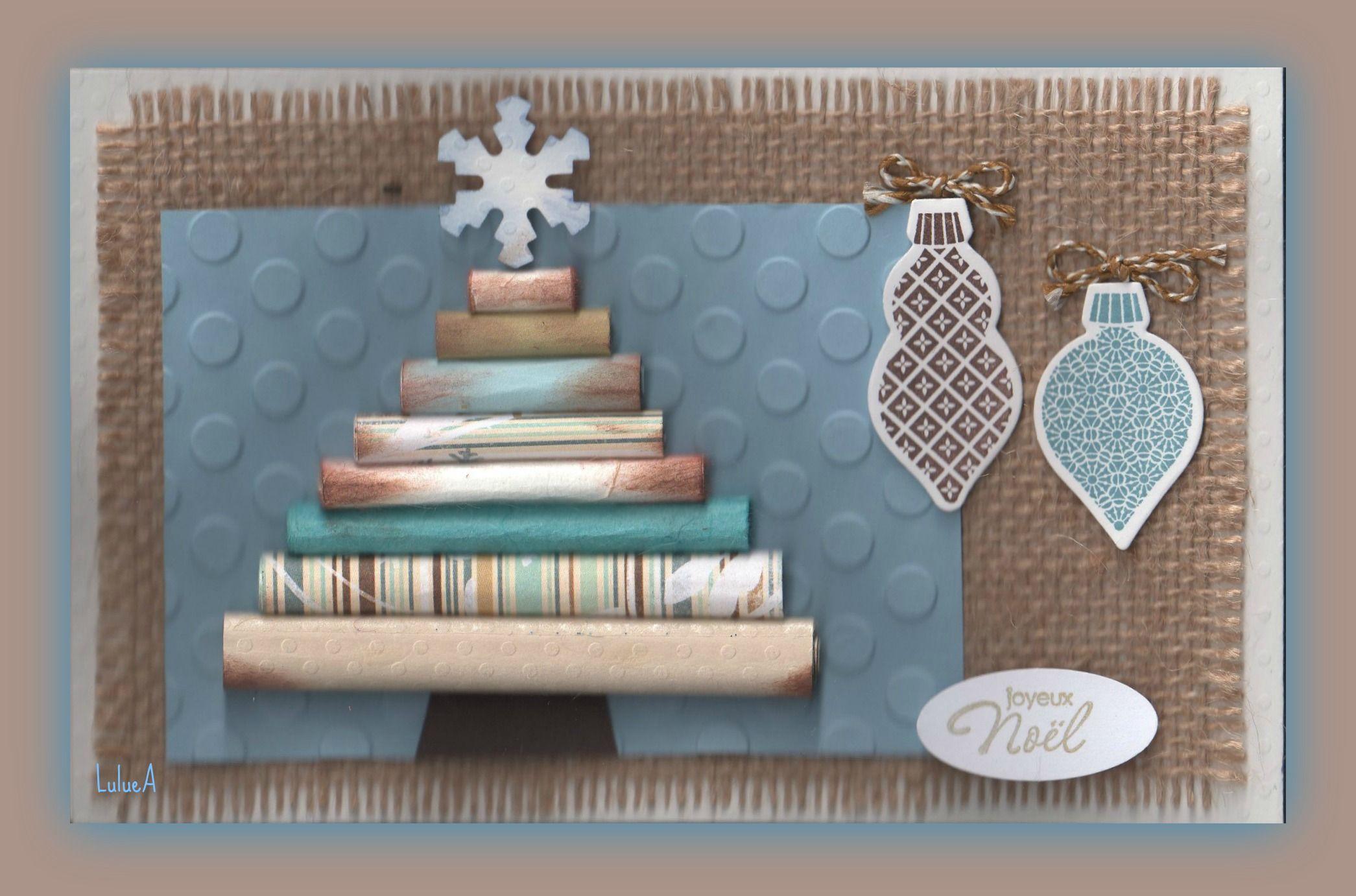 carte scrap sapin de noel avec chutes de papier. Black Bedroom Furniture Sets. Home Design Ideas